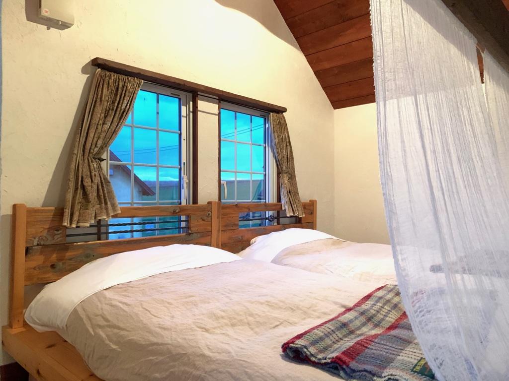 スプウン谷のザワザワ村客室