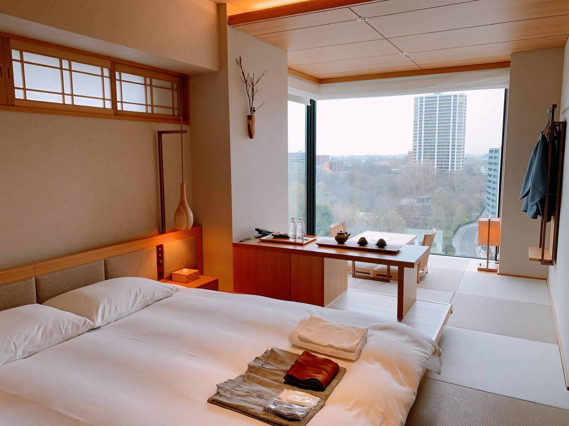 由縁札幌の客室