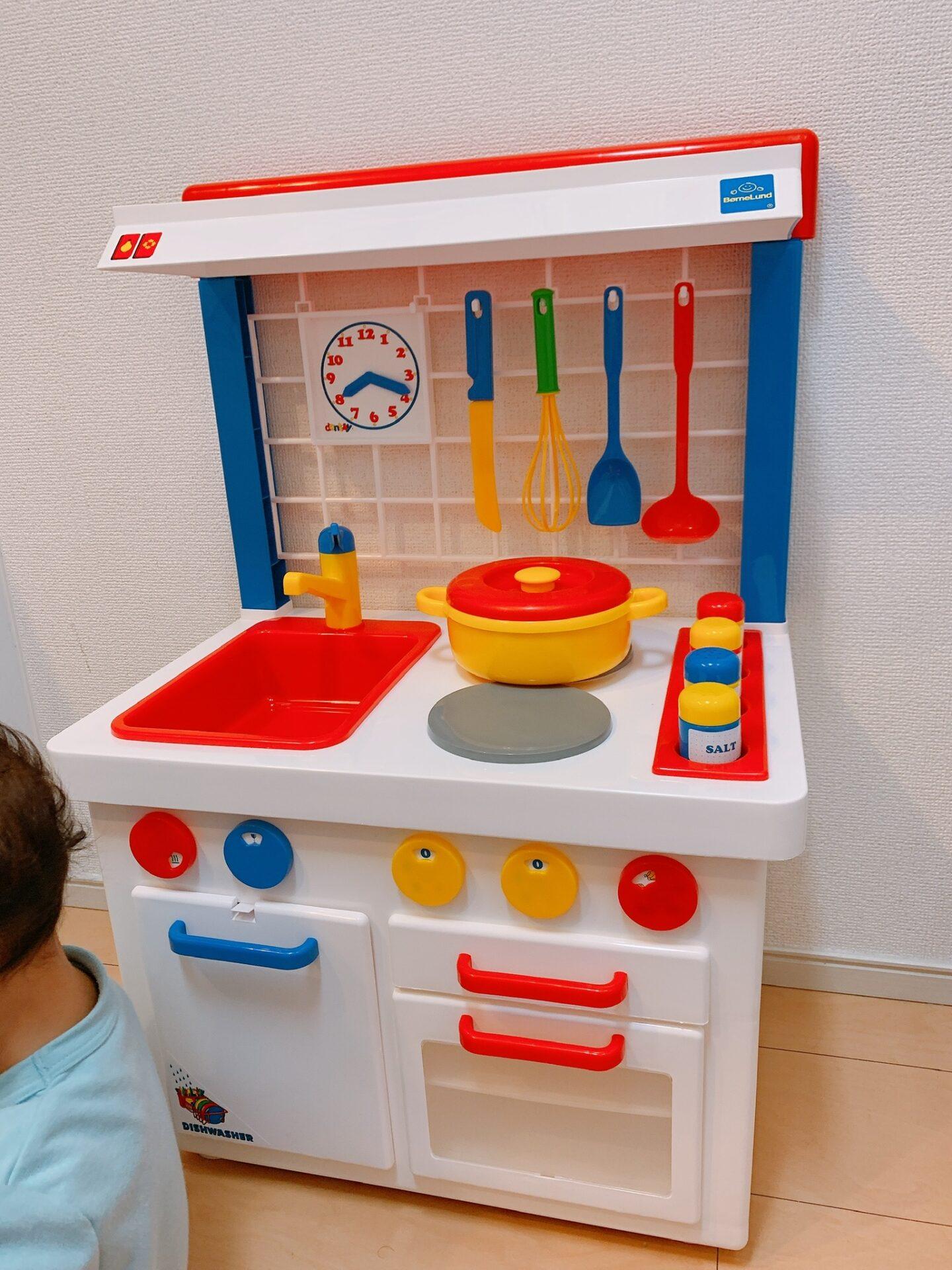 キッチンセンターの完成品全体図