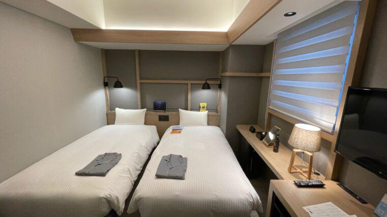 ランプライトブックスホテル札幌 客室
